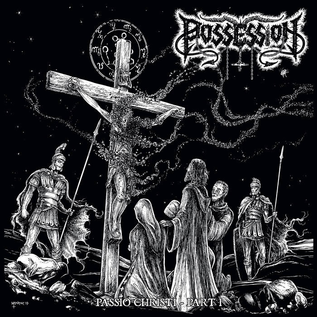 Invictus Productions Possession/Spite - Passio Christ Part I/Witch's Spell 12""