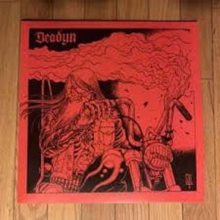 Deadyn - Back Street Heroes LP