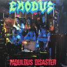 Century Media Records Exodus - Fabulous Disaster LP (Translucent Red)