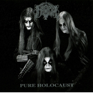 Osmose Productions Immortal - Pure Holocaust LP