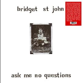 St. John, Bridget - Ask Me No Questions LP