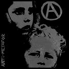 "D-Takt & Rapunk Anti-Metafor - S/T 7"""