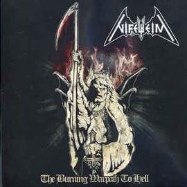 "Nifelheim - The Burning Warpath To Hell 7"" (Hellbutcher Version)"