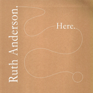 Arc Light Editions Anderson, Ruth - Here LP
