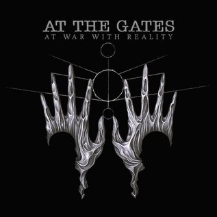 Century Media Records At The Gates - At War With Reality LP