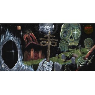 """Dying Victims Productions Throaat - The Light 7"""""""