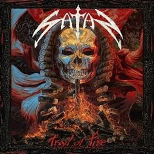 Listenable Records Satan - Trail Of Fire 2xLP