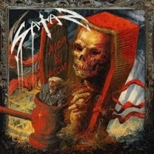 Listenable Records Satan - Atom By Atom LP