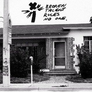 Floridas Dead Broken Talent - Rules No One LP