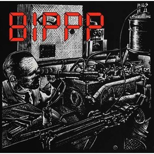 Born Bad Records V/A - BIPPP: French Synth-Wave 1979/85 LP