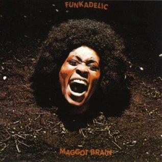 4 Men With Beards Funkadelic - Maggot Brain LP