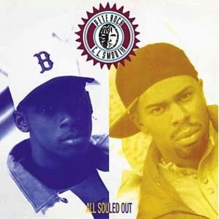 Get On Down Pete Rock & CL Smooth - All Souled Out LP