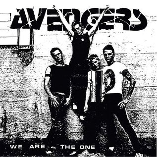 """Munster Records Avengers, The - We Are The One 7"""""""