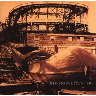 4AD Red House Painters - S/T (Rollercoaster) 2LP