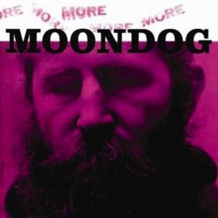 4 Men With Beards Moondog - More Moondog LP