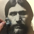 No Direction Rasputin Enamel Pin