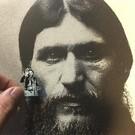 No Direction Rasputin Enamel Pin