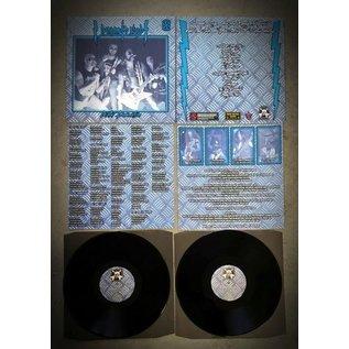 Iron Bonehead Productions Baphomet's Blood – Metal Damnation LP