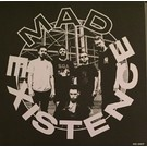 """Vinyl Conflict Mad Existence - S/T 7"""""""