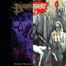 Nuclear War Now! Productions Demonomancy / Witchcraft - Split LP