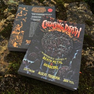 Bazillion Points Mudrian, Albert - Choosing Death book