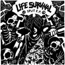 Desolate Records Life/Instinct Of Survival - Life Survival EP