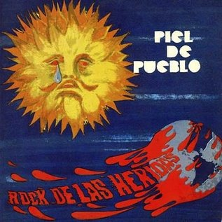 Beat Generation Piel De Pueblo - Rock De Las Heridas LP