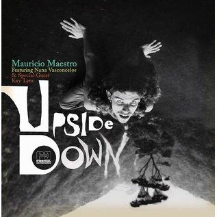 Maestro, Mauricio feat. Nana Vasconcelos - Upside Down LP