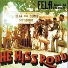 Kuti, Fela - He Miss Road LP