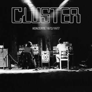 Bureau B Cluster - Konzerte 1972/1977 LP