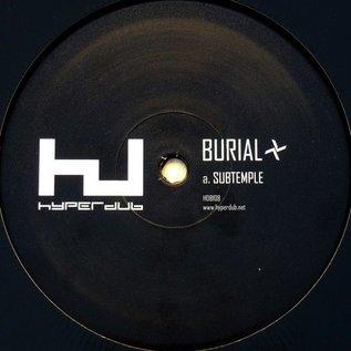 """Hyperdub Burial - Subtemple 10"""""""