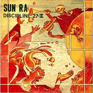 Sun Ra - Discipline 27-II LP RSD17