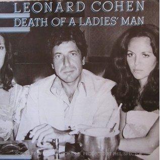 Cohen, Leonard - Death Of A Ladies Man CD