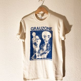Bid Chaos Welcome Grauzone - Konzert T-Shirt Large
