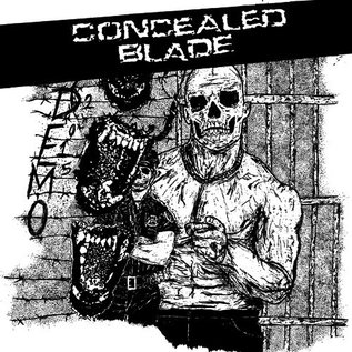 "Beach Impediment Concealed Blade – Demo 2015 7"""