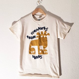 "Bid Chaos Welcome Cleaners From Venus - ""Lion"" T-Shirt Large"