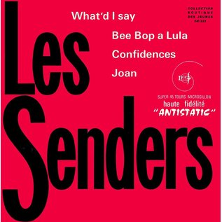"""Cameleon Records Les Senders - What'd I Say 7"""""""