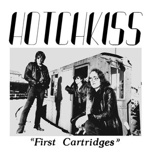 """Cameleon Records Hotchkiss - First Cartridges 7"""""""