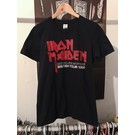 SDP Iron Maiden - Metal for Muthas British Tour 1980 T-Shirt (M)