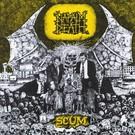 Earache Napalm Death - Scum LP
