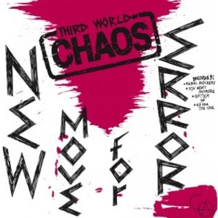 Power Records Third World Chaos - New Move For Error LP