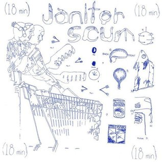 """Lumpy Records Janitor Scum – Scenes From The Grocery 12"""""""