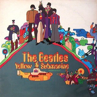 Beatles, The - Yellow Submarine: Nothing Is Real (Stereo Version)