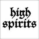 """Hells Headbangers High Spirits - High Spirits 7"""""""