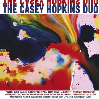 "Neighbor Music Casey Hopkins Duo & Filthy Animals Split 7"""