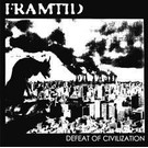 Crust War Framtid ‎– Defeat Of Civilization 12""