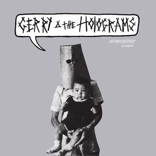 Cache Cache Gerry & The Holograms - Gerry & The Holograms LP