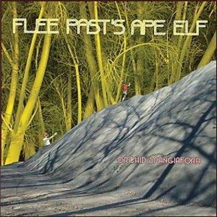 Feeding Tube Records Orchid Spangiafora – Flee Past's Ape Elf 2xLP