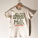 """Bid Chaos Welcome Lucrate Milk - """"KYA"""" T-Shirt Medium"""