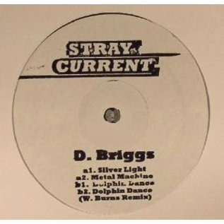 Stray Current D Briggs - Dolphin Dance 12""